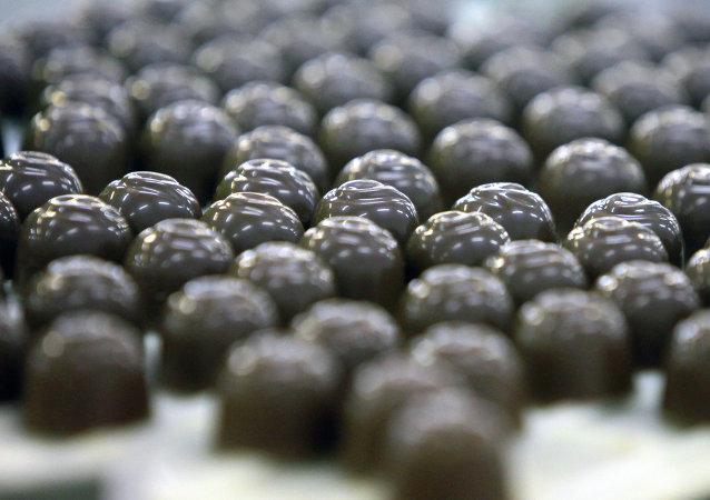 俄羅斯對華糖果出口額增長三分之一