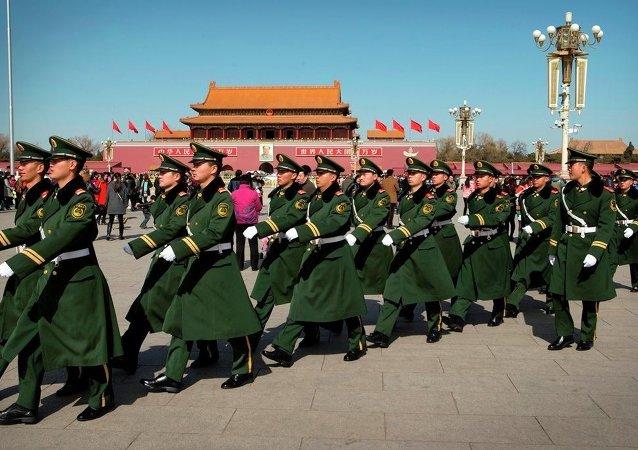 中國為何要不斷增加軍費開支?