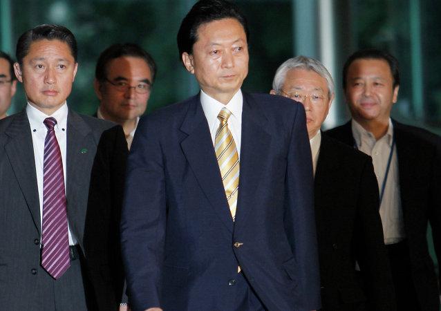 日本前首相鳩山由紀夫認為3月16日克里米亞公投符合民主規則