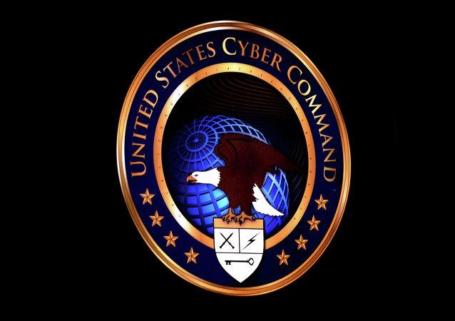 美國網絡司令部標誌