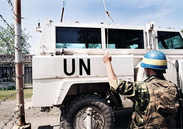 俄聯邦:希望能夠客觀調查聯合國維和調停使團暴力事件