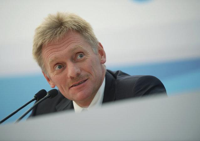俄總統新聞秘書否認普京與英國歌手艾爾頓·約翰交談過