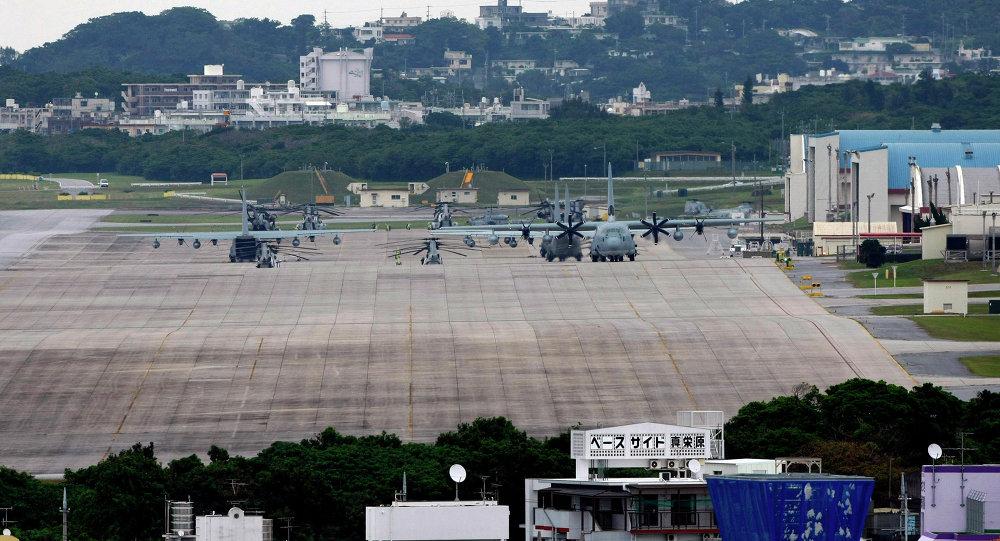 日本防衛相因美軍再次違規發出抗議