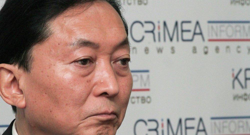 日本前首相鳩山由紀夫