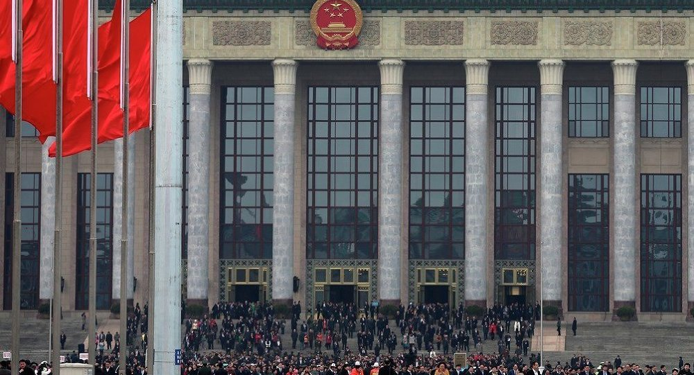 第十三屆全國人民代表大會第二次會議5日開幕