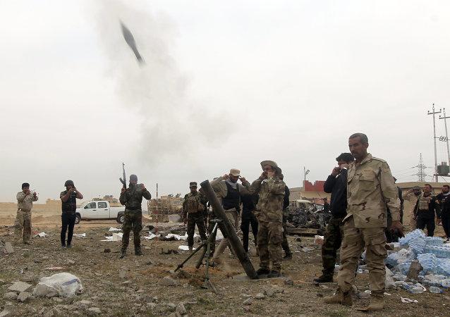伊拉克軍隊期望在一周內從「伊斯蘭國」手中解放提克里特