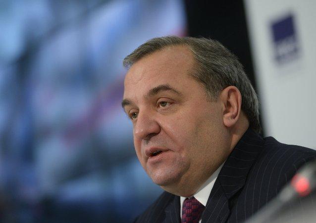 俄緊急情況部部長普奇科夫當選聯合國世界減災大會副主席