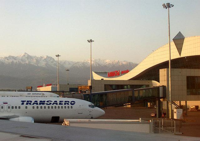 阿拉木圖機場