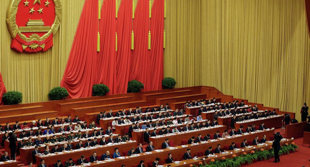 中國通過史上首部反恐法