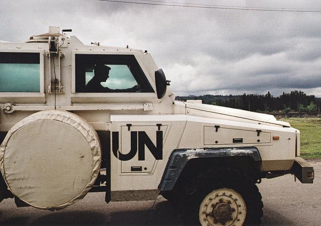 俄外長:聯合國軍人將在對抗雙方分隔開後進入頓巴斯
