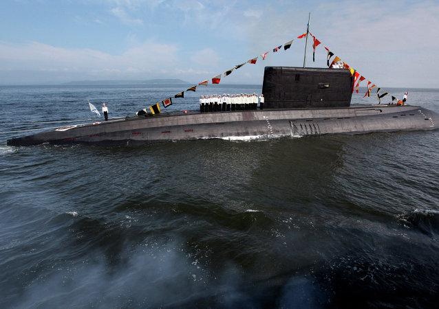 636型 「華沙女人」級柴電潛艇
