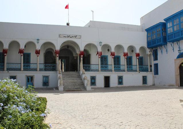 Parliament Building, Tunis