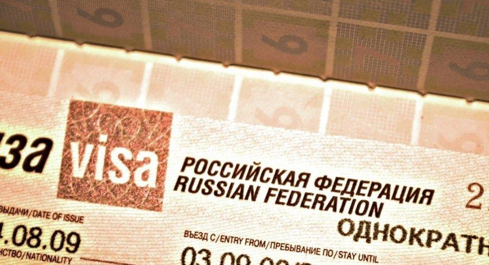俄政府已批准有關2017年國際足聯聯合會杯以及2018年世界杯期間簽證問題的法律草案