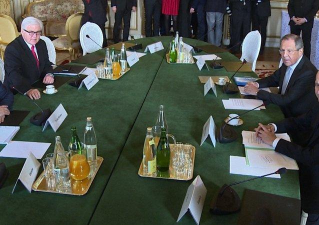 俄外交部:「諾曼底模式」四國外長將討論調解烏克蘭的所有問題