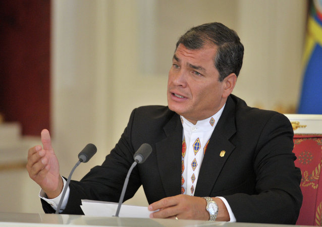 厄瓜多爾總統建議禁止全世界所有離岸業務