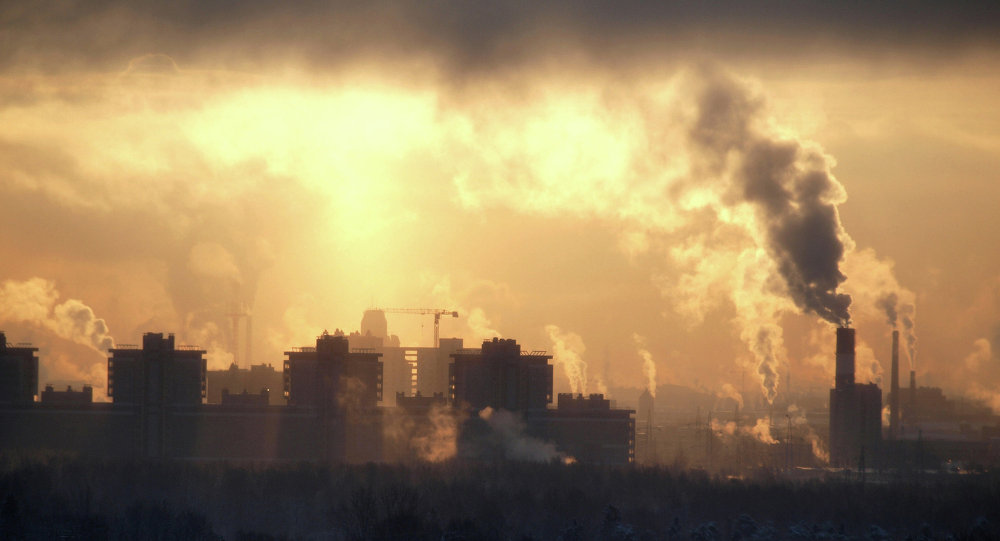 中國學者與俄東北聯邦大學專家共同研究雅庫特熱熔洞盆地的空氣污染情況