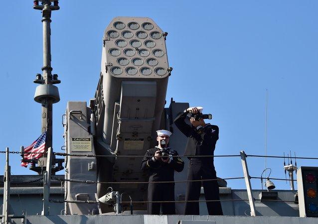 專家:在韓國部署導彈防禦系統實際上意味著軍備競賽開始
