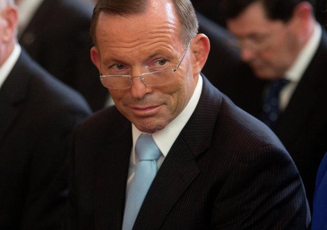 澳大利亞總理托尼•阿博特