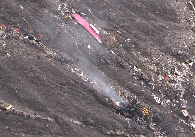 德國專家:А-320墜毀可能因飛機不受控制
