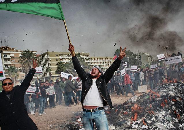 利比亞事件