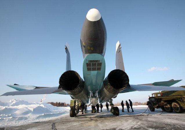 蘇-34前線轟炸機