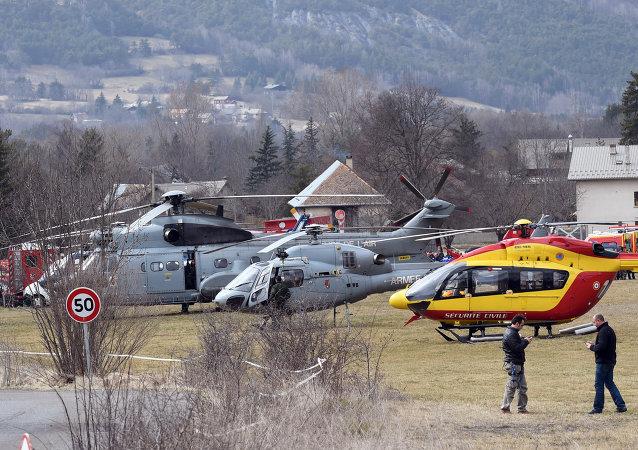 媒體:德翼客機失事前一飛行員被鎖駕駛艙外