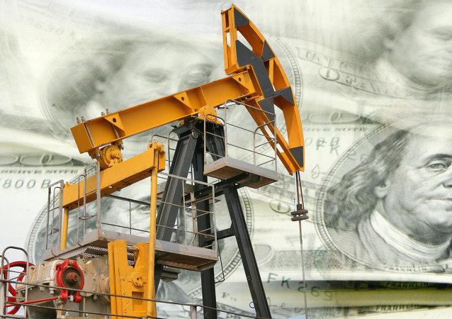 布倫特原油價格突破每桶64美元