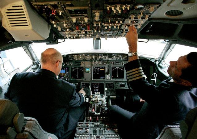 德國和加拿大頒布客機駕駛艙「兩人制」新規