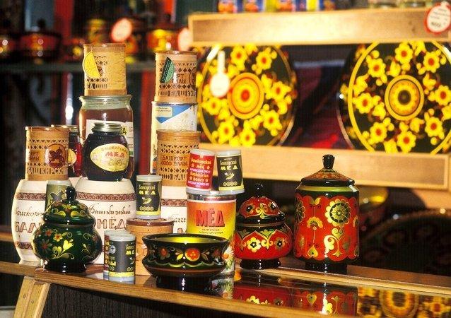 俄產生態食品在華越來越受歡迎