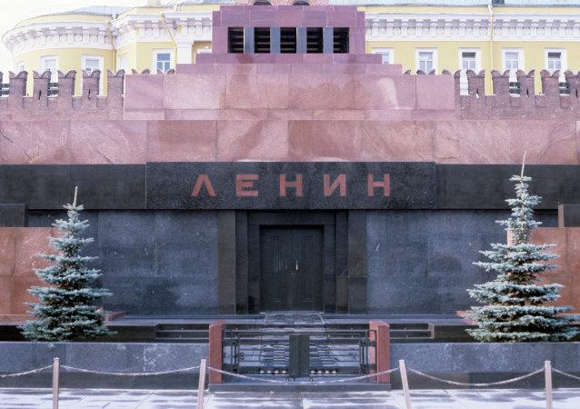 克宮:列寧遺體安葬問題不在議程中