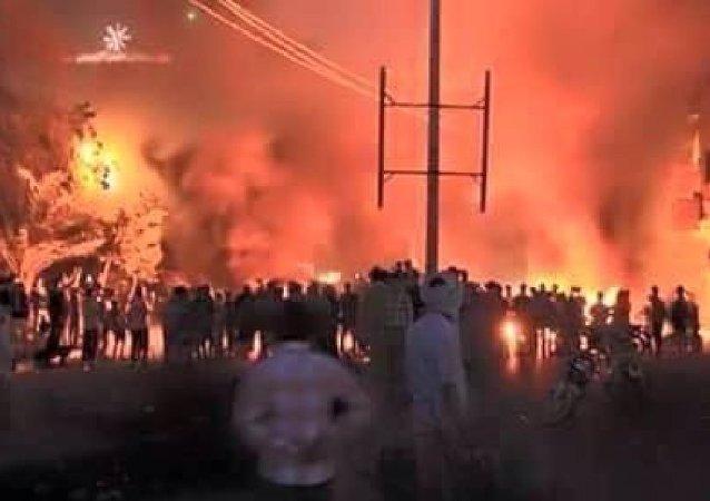 塔吉克斯坦使館稱俄羅斯願幫助塔國從也門撤僑