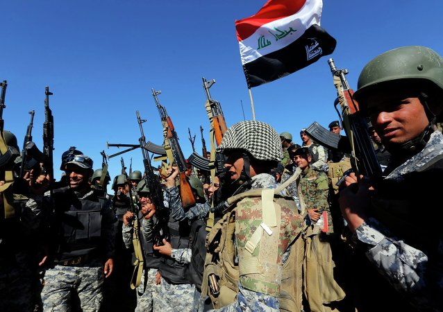 伊拉克政府軍