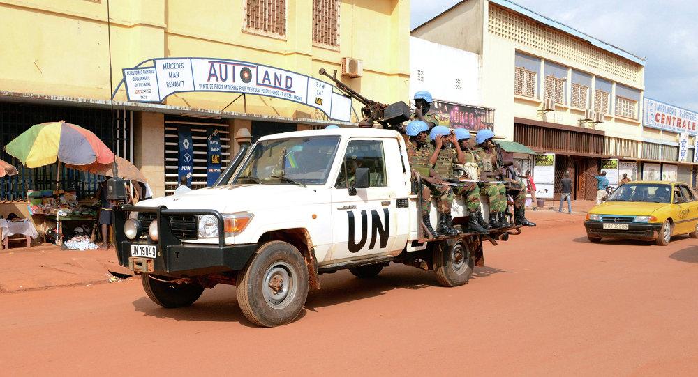班吉,中非共和國首都