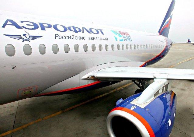 俄球迷花不到1元錢就能乘坐俄航前往觀看2018世界杯