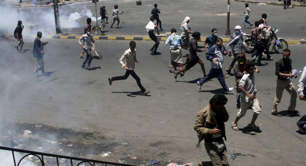 媒體:也門胡塞武裝在聯軍空襲後已從該國南部的總統府撤出