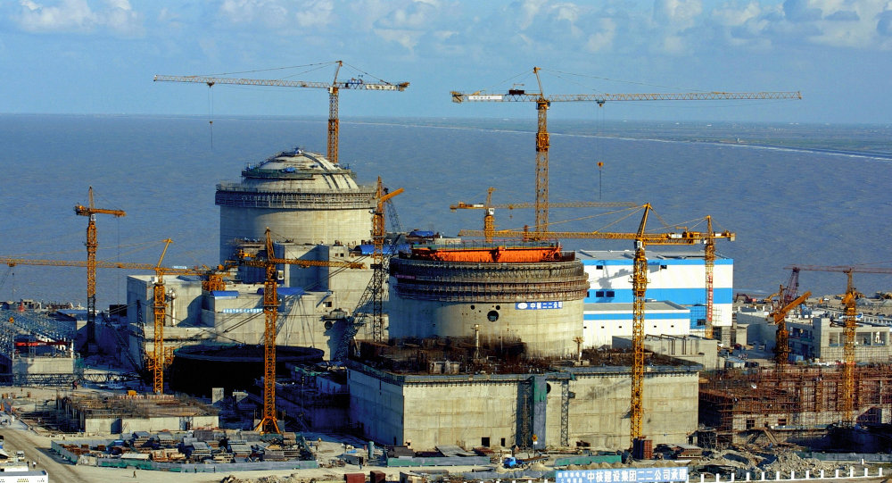 俄中商定在第三國核能領域合作