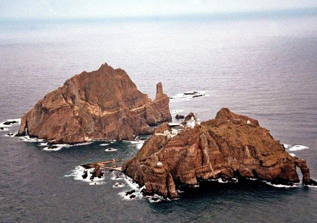 竹島(韓國稱獨島)