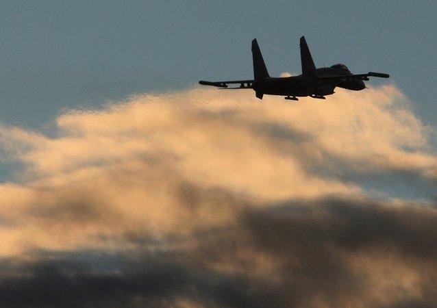 俄軍報:一周內12架飛行器在俄邊境附近偵察