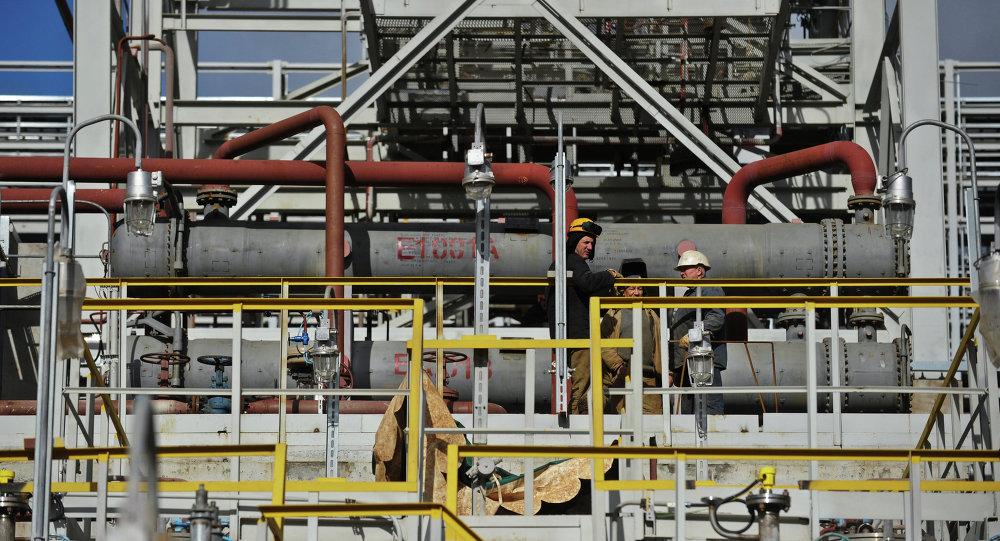 中國保利集團或將在俄羅斯建設石油加工網