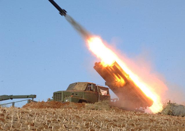 朝鮮試射的導彈能摧毀日本部分本土