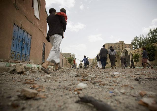 也門南部的「人民反對派」宣佈在亞丁和塔伊茲的戰績