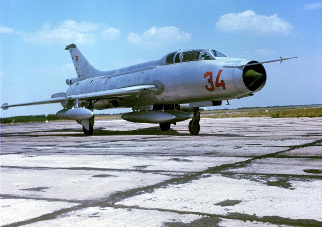 米格-21殲擊機