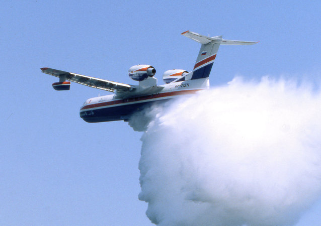 別-200水陸兩用飛機
