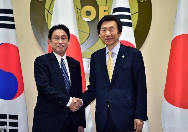 日韓外長會談將於12月28日在首爾舉行