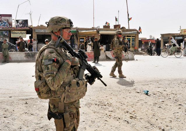 外國在阿富汗駐軍必須以負責任的方式有序撤出