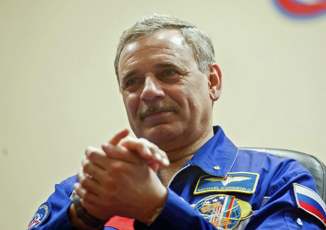 俄羅斯宇航員科爾尼延科