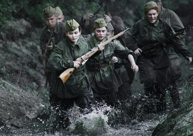 影片《塞瓦斯托波爾保衛戰》在北京國際電影節受到熱烈歡迎