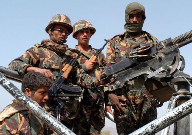也門政府軍隊