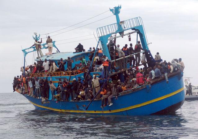 德前總理施羅德:歐洲需要新的移民政策