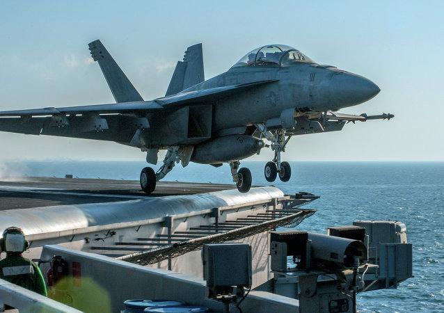 俄國防部:美國正為推動其在中東的利益掩護「伊斯蘭國」武裝分子